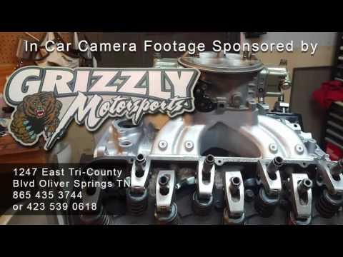 #8 David Pain - Super Late Model - 10-8-16 - Crossville Speedway - In-Car Camera