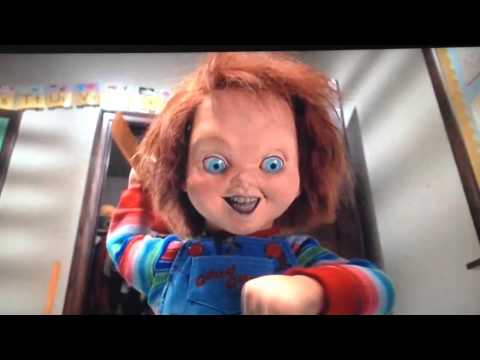 Chucky Animal I have become