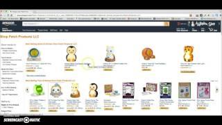 Wholesale Sourcing Using Amazon