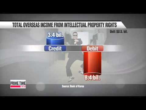 Korean Wave companies' earnings from intellectual property rights rises to $800 million in 2012