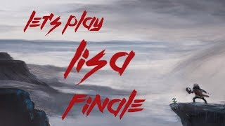 Let#39s Play LISA The Painful RPG Finale