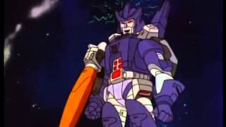 Transformers G1 Ultra Magnus vs Galvatron (Five Faces of Darkness)