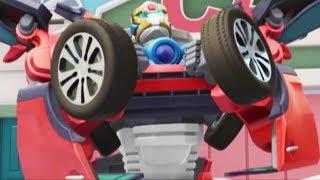 TOBOT English | 206 Breaking Barriers | Season 2 Full Episode | Kids Cartoon | Videos for Kids