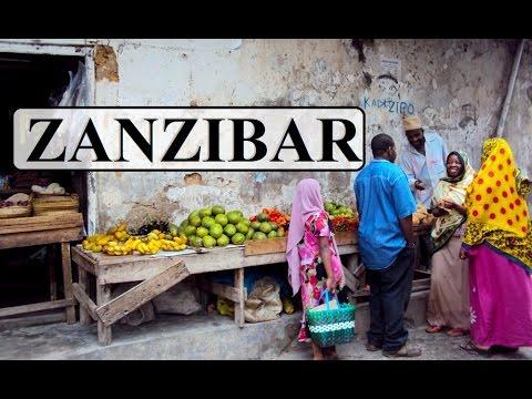 "Tanzania-Zanzibar (Visit Saidi's Family ""Habari?"" ) Part 4"