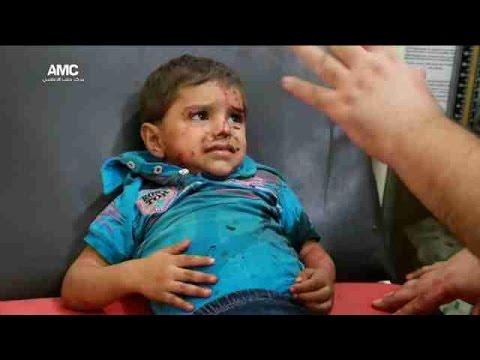 En Alepo oriental queda comida para una semana