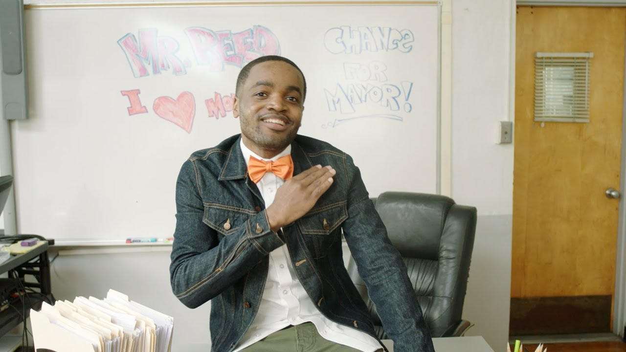 dwayne reed welcome back to school official onward teacher video by old navy x i am other