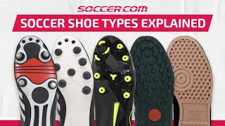 How to Choose Soccer Shoes | S…