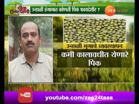 Peekpani In Discussion With Dr Jeevan Katore On Summer Crops