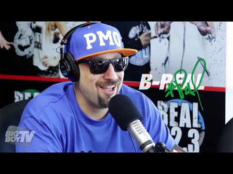 B-Real FULL INTERVIEW | BigBoyTV
