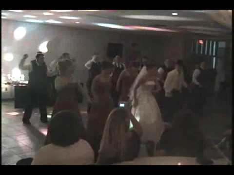 The Original Thriller Bridal Party Dance