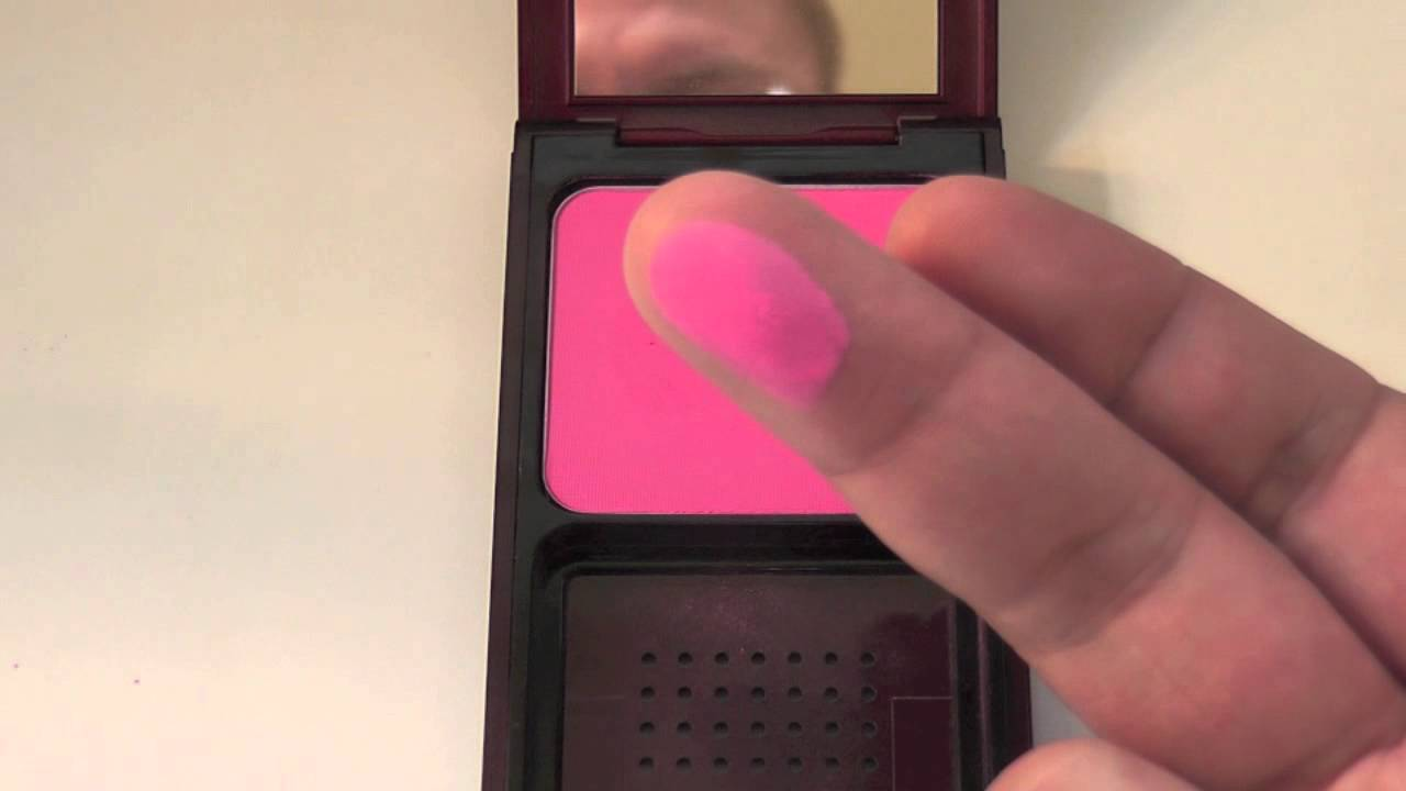 KEVYN AUCOIN MYRACLE BLUSH REVIEW/PHOTOS/SWATCH - YouTube