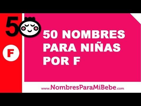 50 nombres para niñas por F - los mejores nombres de bebé - www.nombresparamibebe.com