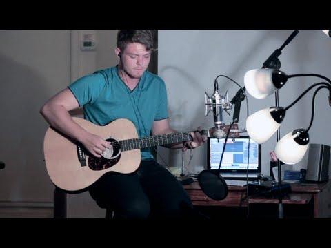 Hallelujah - Jeff Buckley (Live Acoustic Cover by John J. Fox)