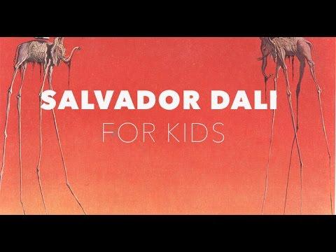 SALVADOR DALÍ FOR KIDS | LEMON ArtLab