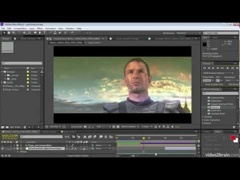 After Effects CS6 - New Feature Highlights