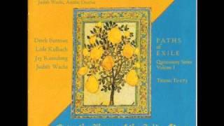 "Voice of the Turtle - ""Por la tu puerta"" - (Sephardic Jewish Music from Turkey)"