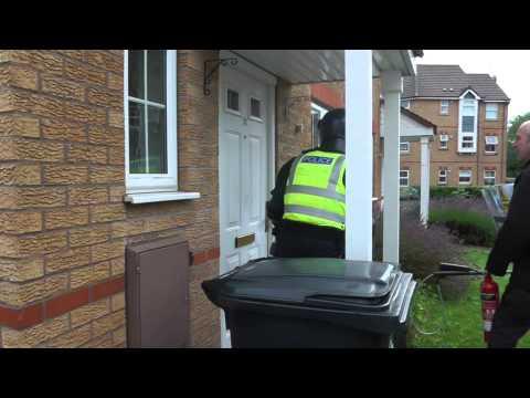 Beaumont Leys Drugs Warrant