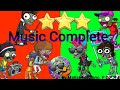 Download Plants vs zombies 2 Music Complete-Return Neón MP3 song and Music Video