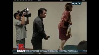 More lawmakers oppose showing of De Lima's alleged sex video
