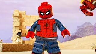 Avengers Infinity War Spider-Man! LEGO Marvel Superheroes 2
