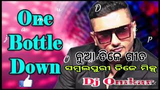 One Bottle Down(Yo Yo Honey Singh)Sambalpuri Desi Dance Mix Dj Omkar
