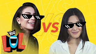 Download Lagu YouLOL: Sanya Lopez at Glaiza De Castro, NAGKAINITAN sa Rap Battle! mp3