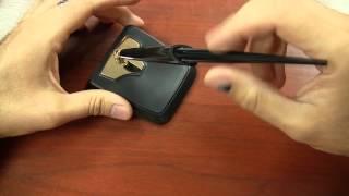 Platinum Carbon Desk Pen Review