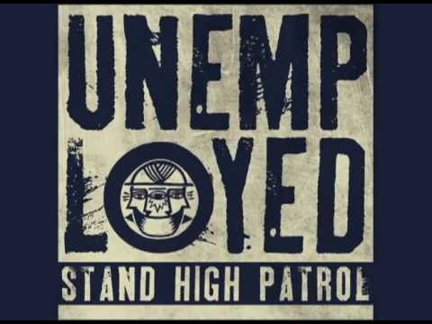 "STAND HIGH PATROL : ""UNEMPLOYED"" + Riddim (7inch - promo mix - Stand High Records - SH005)"