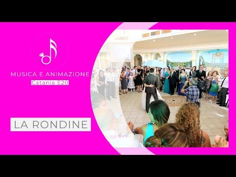 Animazione per Matrimoni Catania Sicilia | La Rondine Mirabella Imbaccari CT