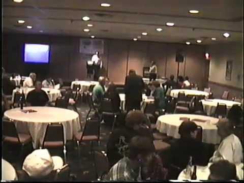Tony Mann Early Karaoke 1996