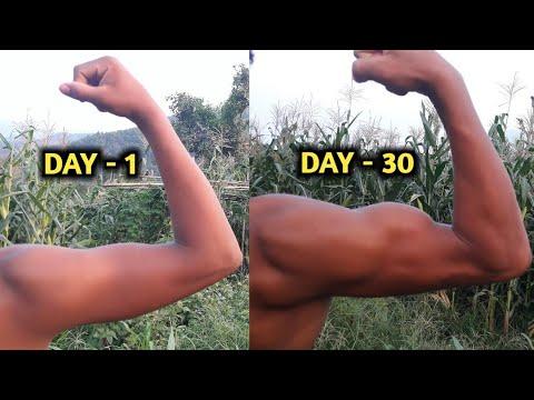BICEP PEAK | 1 Secret Exercise | Bicep Workout | ANISH FITNESS |