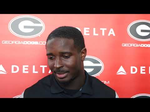 Sony Michel Interview – October 25, 2017