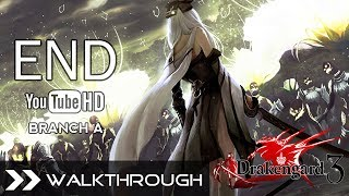 Drakengard 3 Ending of Branch A - English - Part 22 - Chapter 5: Verse 4 - One/Gabriel Final Boss