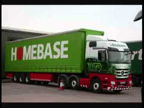 The Eddie Stobart Song (King Of The Road)