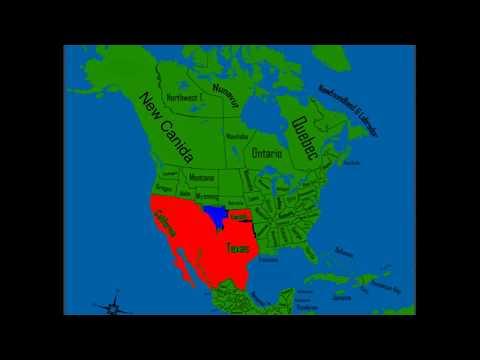 Alternative future of North America part 3