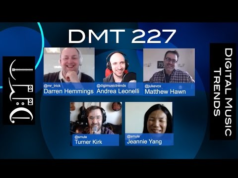 DMT 227: Meerkat, TIDAL, Apple & EU, Smule, Omnifone, Seatgeek, Bicycle Music Group