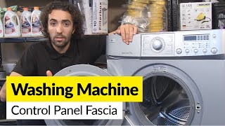 How to Diagnose Washing Machine Control and Program Problems