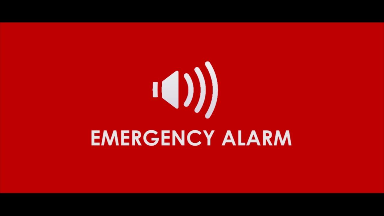 Emergency Alarm Sound Effects | Sfx
