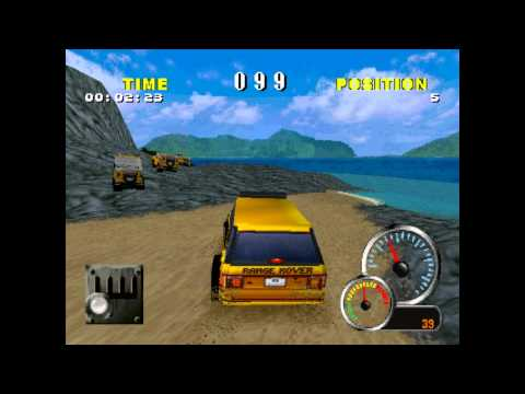 Test Drive Off Road 2 Gameplay