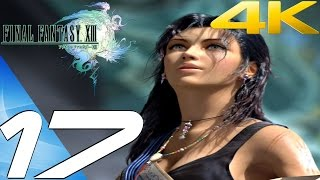 Final Fantasy XIII - Walkthrough Part 17 - Havoc Skytank Boss [4K 60FPS]