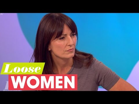 Davina McCall Opens Up About Her Drug Abuse And Fitness Tips | Loose Women