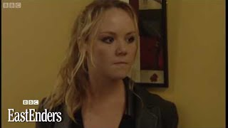Janine and Laura catfight part 2 - EastEnders - BBC
