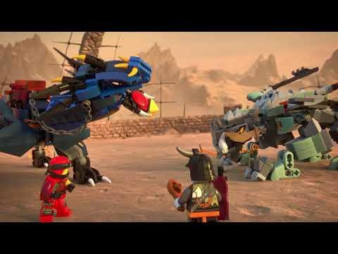 LEGO Ninjago - Libera a los dragones - YouTube