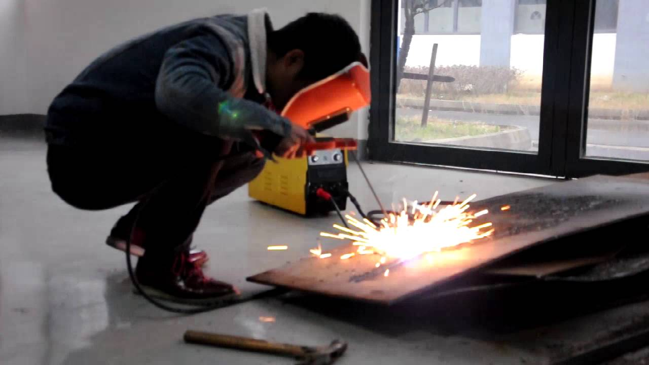 wireless welding machine