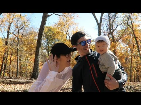 DC, MD Vlog: Maryland Heights Overlook Trail, Chimney Rock Hike, Buying a Baby Hiking Bag!