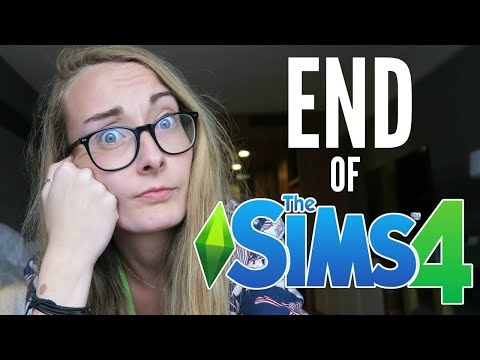 END OF THE SIMS 4? - My Thoughts and Opinions