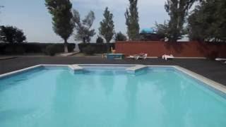 Бассейн парк-отель Шинкар