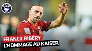 Ribéry et le Bayern Munich : Une histoire et des adieux émouvants