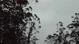 """Temporal y antenas """"ciclogénesis explosiva"""""""