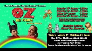 OZ, THE PANTO - Trailer